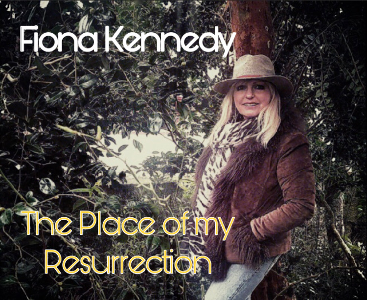 New release 'The Place of my Resurrection'.